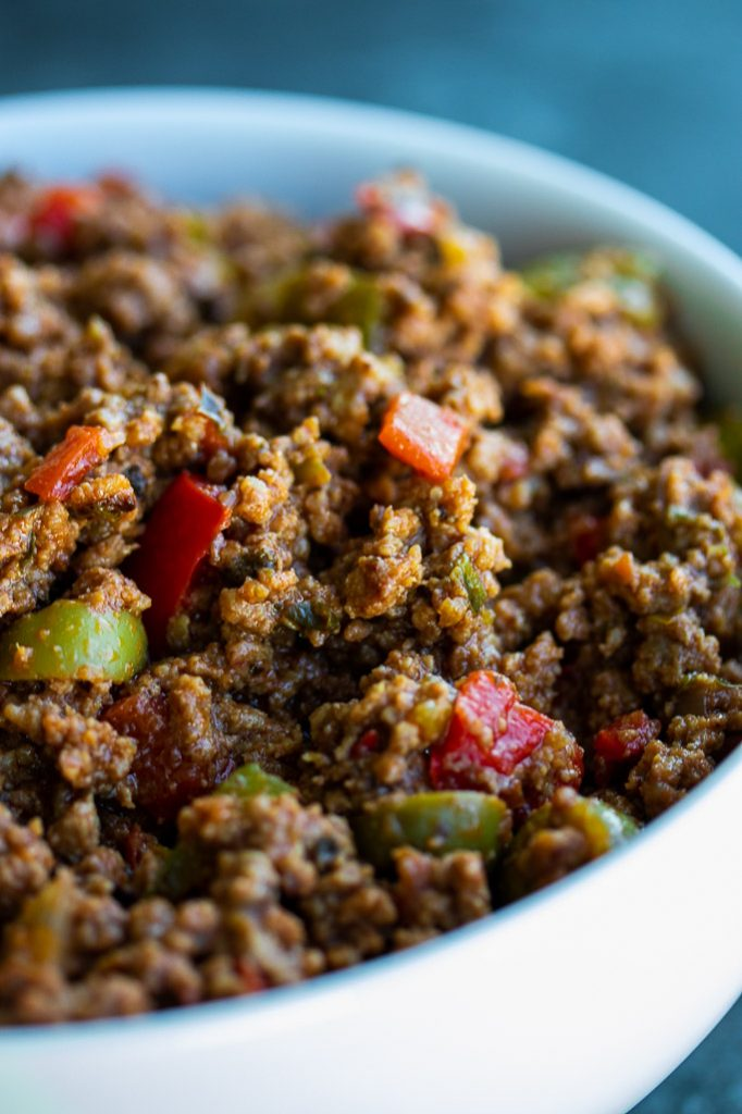 puerto rican picadillo spiced ground beef recipe