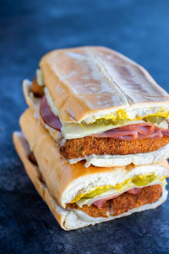 cuban croquette sandwich ham croqueta preparada recipe