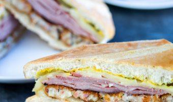 Croquette Sandwich (Croqueta Preparada)